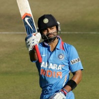 Virat Kohli - Another sizzling hundred
