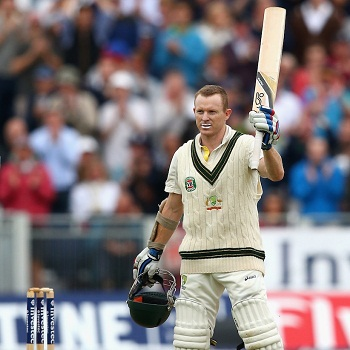 Chris Rogers - Maiden Test ton
