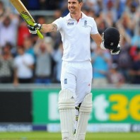 Kevin Pietersen - A match saving ton