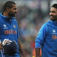 Shikhar Dhawan and Dinesh Karthik - Solid foundation for the victory