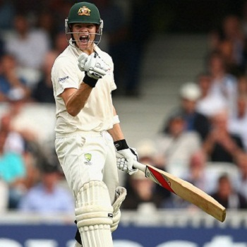 Steven Smith - Maiden Test hundred