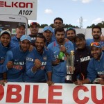 Amit Mishra led India to a stunning win – 5th ODI vs. Zimbabwe