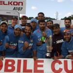 Amit Mishra led India to a stunning win – 5th ODI vs. Zimbabwe