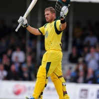 Aaron Finch - Maiden ODI hundred