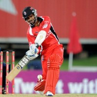 Denesh Ramdin - 'Player of the match' for his courageous batting