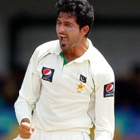 Junaid Khan - grabbed four wickets