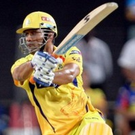MS Dhoni - A spicy unbeaten knock of 63 off 19 mere balls