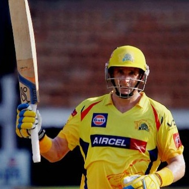 Michael Hussey - A match winning unbeaten fifty