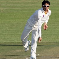 Saeed Ajmal - The only impressive bowler of Pakistan with four wickets