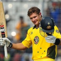 Shane Watson - Blasted 143 off 107 mere balls