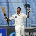 Younis Khan's double lifts Pakistan – 1st Test vs. Zimbabwe