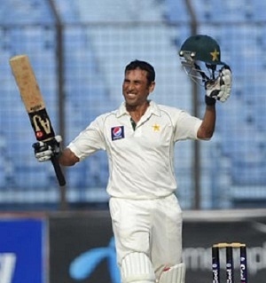 Younis Khan - Match winning unbeaten double hundred