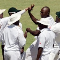 Zimbabwe crushed Pakistan with a dedicated team work