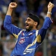 Harbhajan Singh - Match winning bowling in the final