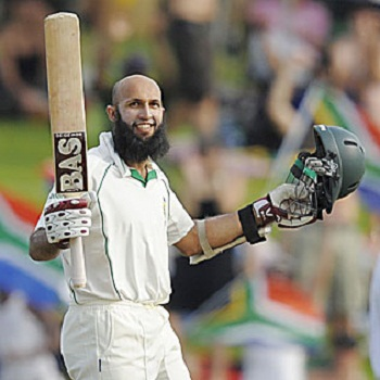 Hashim Amla - A majestic unbeaten knock of 118