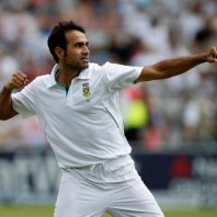 Imran Tahir - Career's best bowling figures of 5-32