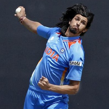 Ishant Sharma - At the receiving end