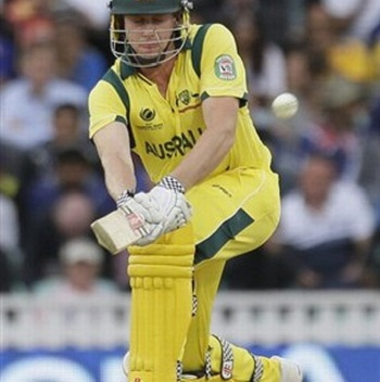 James Faulkner - A stunning match winning knock of 64 from 29 balls