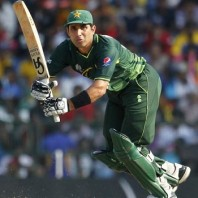 Misbah-ul-Haq - Skipper and prominent batsman