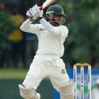 Mominul Haque - Successive Test ton vs. New Zealand