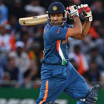 Rohit Sharma - Excellent unbeaten knock of 141