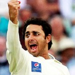 Saeed Ajmal - Six wickets in the first innings