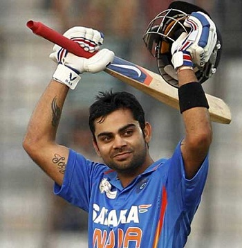 Virat Kohli - A scintillating match winning ton