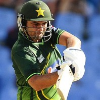 Ahmed Shehzad - 'Player of the match' for his superb ton