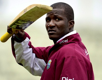 Darren Sammy - A match winning unbeaten innings of 63