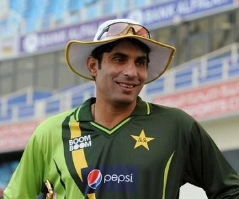 Misbah-ul-Haq - Hailed the perfomance of his team