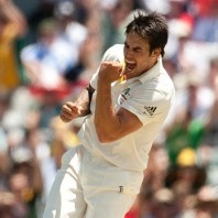 Mitchell Johnson - Destroyed the English batting