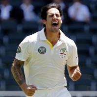 Mitchell Johnson - Disastrous express bowling in the match