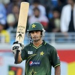 Mohammad Hafeez - 'Player of the match' and 'Player of the series'