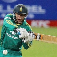 Quinton de Kock - Agreesive knock in the match