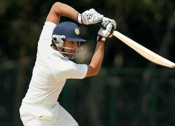Rohit Sharma - Maiden Test ton