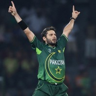 Shahid Afridi - Superb all round performance