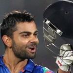 Virat Kohli - Top star in international cricket