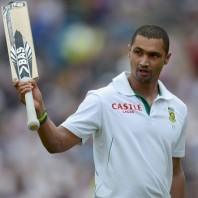 Alviro Petersen - A responsible unbeaten innings of 73