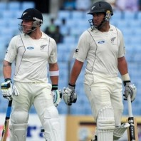 Brendon McCullum and Ross Taylor - Commanding tons