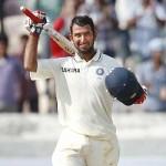 Cheteshwar Pujara - Sixth Test ton
