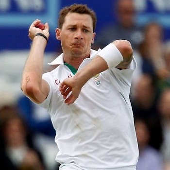 Dale Steyn - Star performer with six wickets