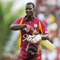 Darren Sammy - A match winning unbeaten knock of 43