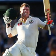 David Warner - Fifth Test hundred