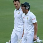 Brave tons from de Villiers, Du Plessis drew with India – 1st Test