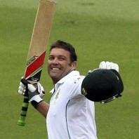 Jacques Kallis - Concluded his Test career on a positive note