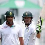 Jacques Kallis and AB de Villiers - Important partnership of 127 runs