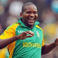 LonwaboTsotsobe - Broke the back of the Indian batting by grabbing four wickets
