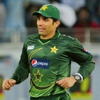 Misbah -ul-Haq - Led Pakistan to a histroic win