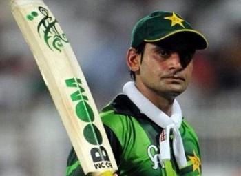 Mohammad Hafeez - Player of the match