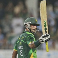 Muhammad Hafeez - Player of the match
